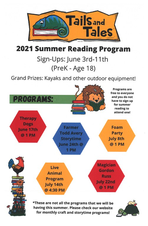 June Youth Programs
