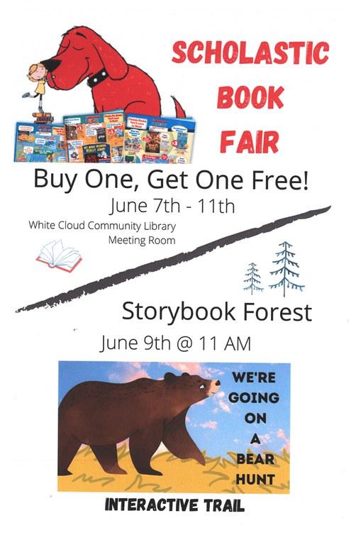Scholasic Book Fair