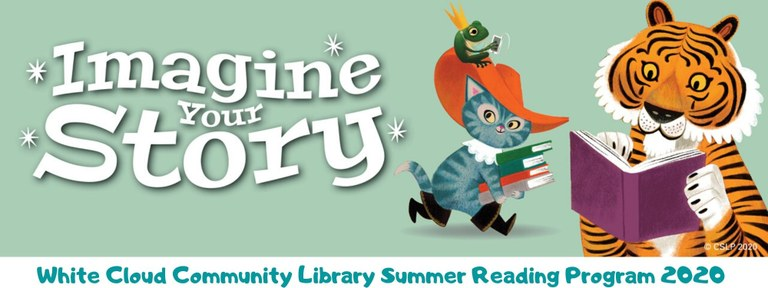 Summer Reading Program Banner
