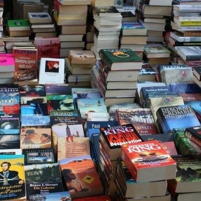 WCCL Book Sale